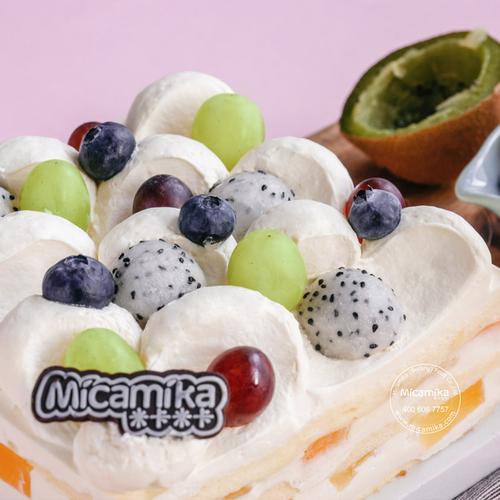 雪域鲜果 Fresh Fruit and Cream