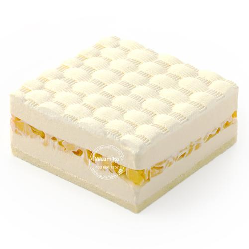 芒果冰淇淋蛋糕 Mango Ice Cream Cake